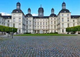 Hochzeit auf Schloss Bensberg