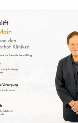Softlifting Facelift Frankfurt am Main