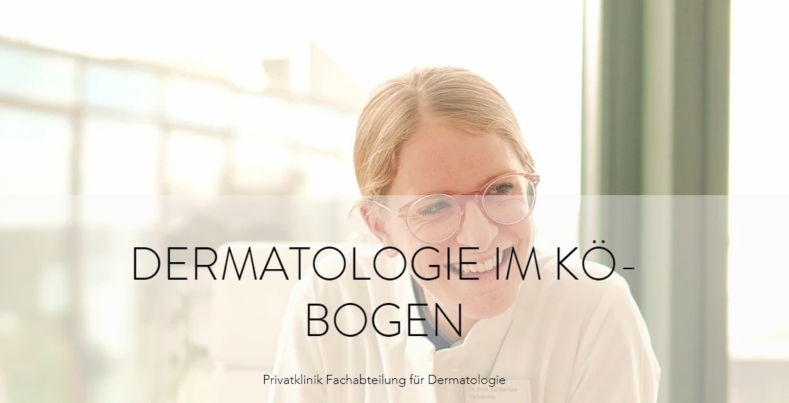 DERMATOLOGIE IM KÖ-BOGEN Privatklinik Fachabteilung für Dermatologie