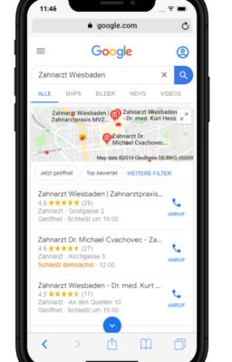 Lokal Seo für Wiesbaden